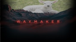 Waymaker (2018) | In the Midst of Chaos
