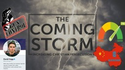 The Coming Storm (2018) | Surviving Spiritual Attacks/Oppression