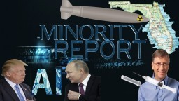 Minority Report 2018 | The World Is Breaking Down
