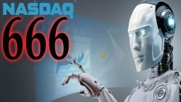 "Artificial Intelligence & The 666 Stock Market Crash ""MESSAGE"" (2018)"