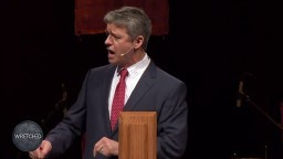 Paul Washer: God determines how we do church