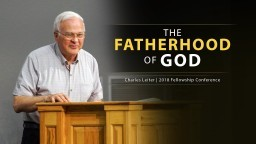 The Fatherhood of God - Charles Leiter