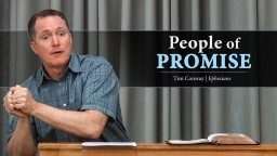 People of Promise - Tim Conway