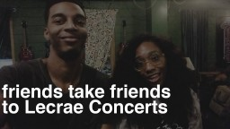 Friends Take Friends to Lecrae Concerts