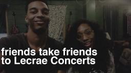 Friends Take Friends to Lecrae Concerts