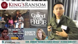 "Dani Johnson ""Business Church Service"" vs DEAD Sundays?"