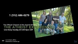 The Atheist Experience 20.06 | BTWN Review