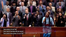 Every Praise...Times Square Church , New York(Subtitles)