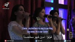 Beautiful Praise & Worship @ Full Gospel Church , Algeria (Subtitles)