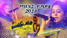 RESHMA ABRAHAM _ Kalangidathey Nee _ Musi-Care 18 Tamil Christian Song Live [Official]