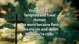 Lead Me to the Cross - Francesca Battistelli (with lyrics)