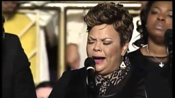 """Take Me to the King"" Tamela Mann, First Baptist Church of Glenarden"