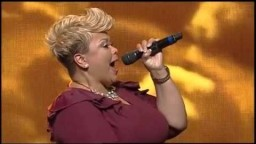 "Tamela Mann sings ""This Place"" at T.D. Jakes's Birthday Celebration"