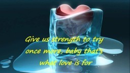 That's What Love Is For- Amy Grant