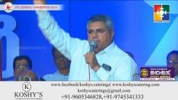 IPC General Convention 2018 | Message by: Pastor Raju Methra