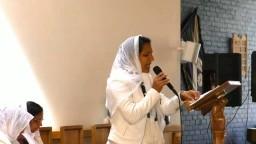 Ebenezer Pentecostal Church Glasgow Sis Anjali Poul