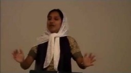 Testimony of Sis.Anjili Paul