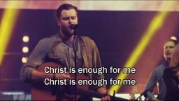 Christ Is Enough - Hillsong Live (2013 Album) Best Worship Song with Lyrics