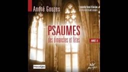 """Ensemble vocal Hilarium, Bertrand Lemaire - Psaume 84 """"Fais-nous voir, Seigneur, ton amour"""" (19e dim"""