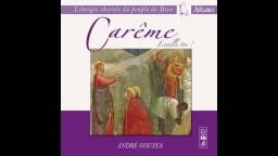 Chœur Saint-Ambroise - Messe du mercredi des Cendres: Seigneur, je ne suis pas digne
