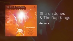 "Sharon Jones & The Dap-Kings - ""Rumors"" (Official Audio)"