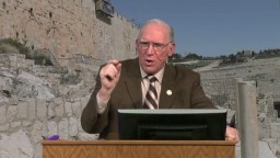 The Antichrist and The Restrainer Chuck Missler