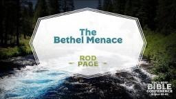 "Rod Page: ""The Bethel Menace."""