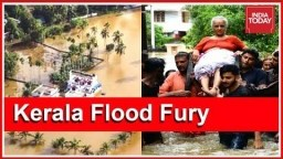 Kerala Floods : Emergency In God's Own Country