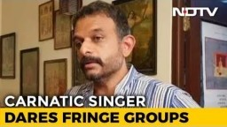 TM Krishna Defies Right-Wing Threat, To Sing Christian, Islamic Hymns