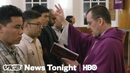 Germany Accuses Muslim Migrants Of Converting To Christianity To Get Asylum (HBO)