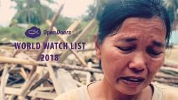 Open Doors World Watch List 2018: The Top 5