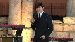 Joseph Prince - Jesus Draws Near When You Are Discouraged (Live In Israel) -