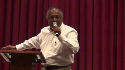 MUST Watch!! - Another Gospel - Pastor T.D Babu