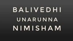Balivedhi Unarunna Nimisham | ബലിവേദി ഉണരുന്ന നിമിഷം | Malayalam Christian Entrance song