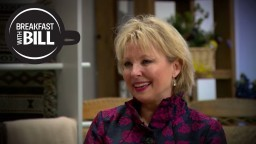 Breakfast with Bill: Ep. 04 - Janet Paschal and Bill Gaither Interview