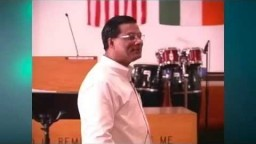 Baptism - Pastor Koshy Vaidyan