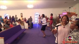 Praise and Worship at Sweet Hope Baptist