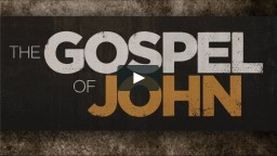 03.20.16 The Gospel of John