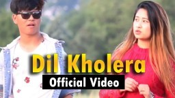 DIL KHOLERA (Official Video) / Nepali Christian Video Song 2018 || Raju Tamang