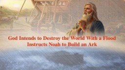 "God's Utterance ""God's Work, God's Disposition, and God Himself I"" (Part Three)"