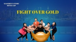 "Musical Drama ""Xiaozhen's Story"" (2) - Fight Over Gold 