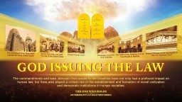 """Christian Music """"The One Who Holds Sovereignty Over Everything"""" 