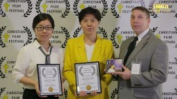 "Christian Film Festival: The Musical ""Xiaozhen's Story"" Wins Best Feature Film and Other Awards"