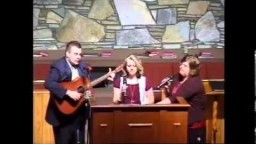 "New Manna Baptist Church Special Music ""Hallelujah I Have Found Him"""