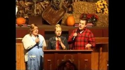 New Manna Baptist Church Special Singing: Deeper Than The Stain Has Gone