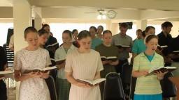 Jesus Is Coming Soon - IGo Students Singing