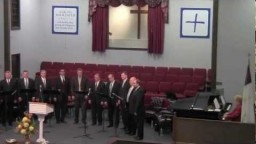 Look And Live (Numbers 21:8) - SMS Men's Chorus