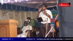 Chenkulam Brethren Assembly Convention 2018 [Day-4]