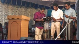 Chenkulam Brethren Assembly Convention 2018 [Day-3]