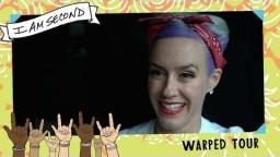 I Am Second on Warped - Melanie